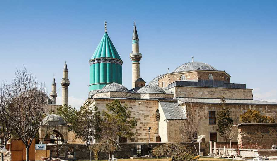 Mevlana Museum and Tomb, Konya - Tour Maker Turkey
