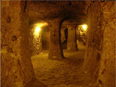 Kaymakli Underground City - Tour Maker Turkey