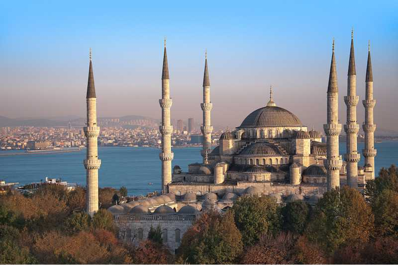 Blue Mosque - Sultanahmet Mosque - Tour Maker Turkey