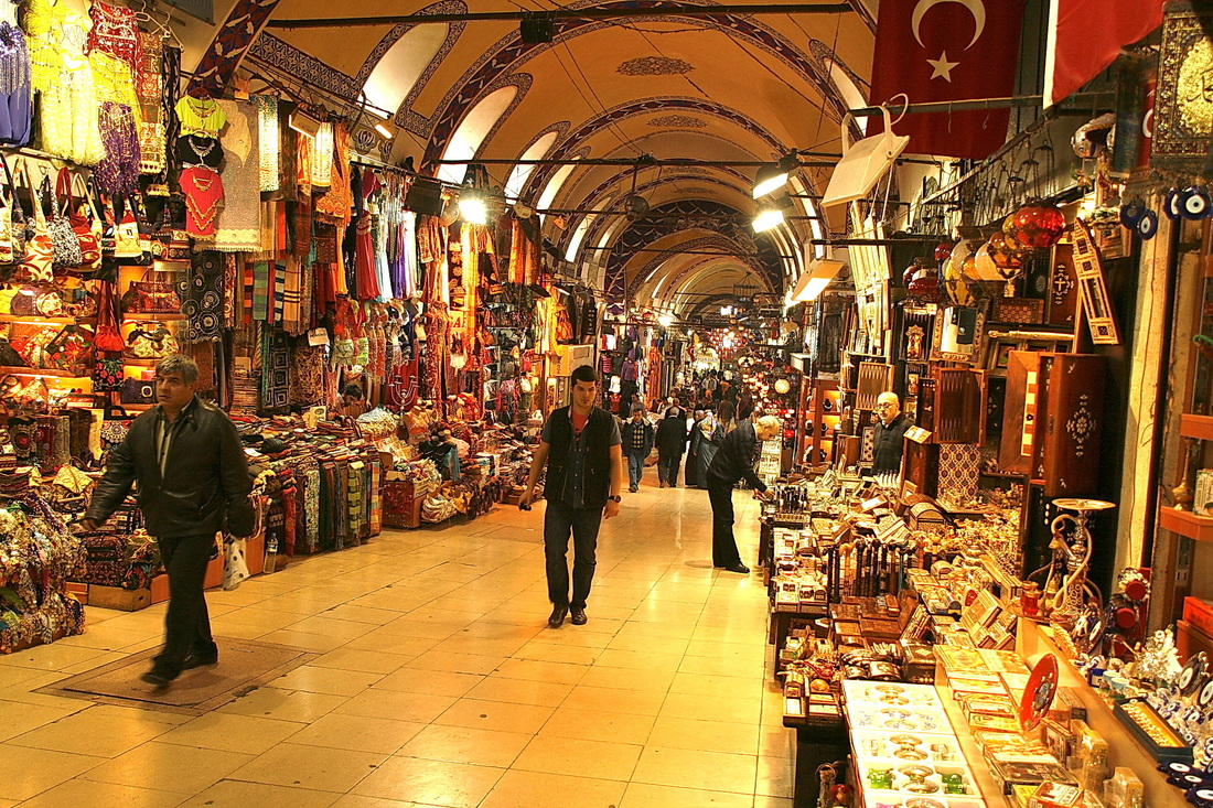 Grand Bazaar - Kapali Carsi - Tour Maker Turkey
