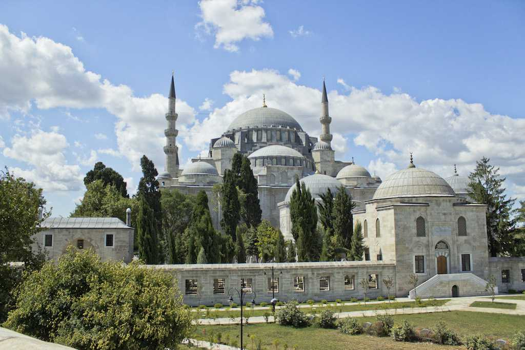 Suleymaniye Mosque - Tour Maker Turkey