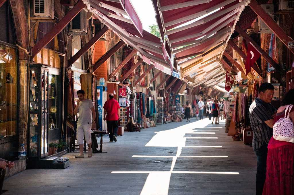 Arasta Bazaar - Tour Maker Turkey